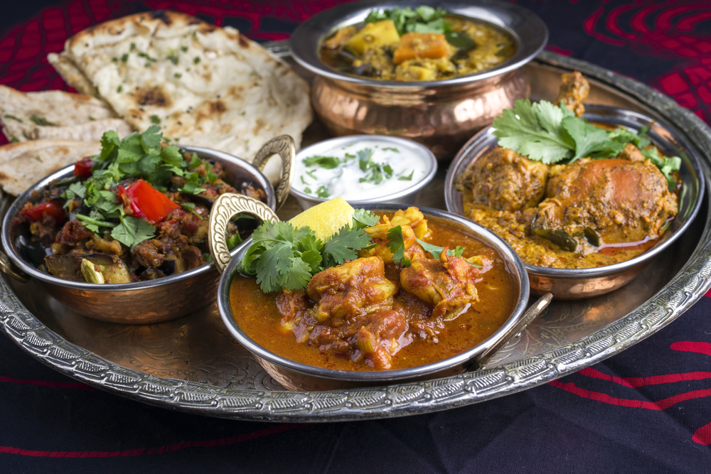 Cuisinez à l'indienne