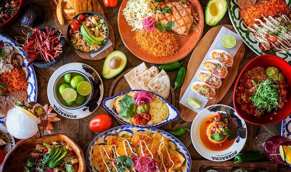 Livre cuisine Mexique