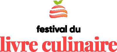Logo Festival du livre culinaire