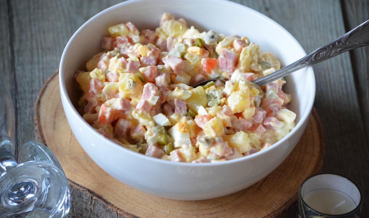 Salade piémontaise
